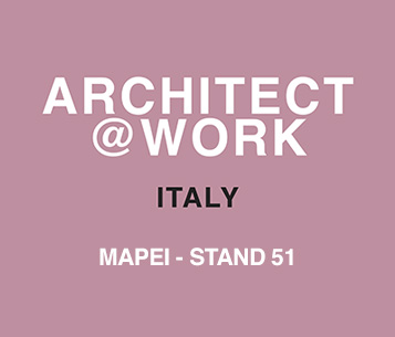 Mapei a Architect@Work