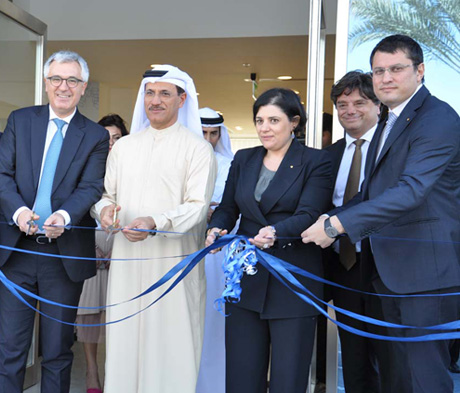 Mapei invests over USD 6.5 million to strengthen its presence in the middle east