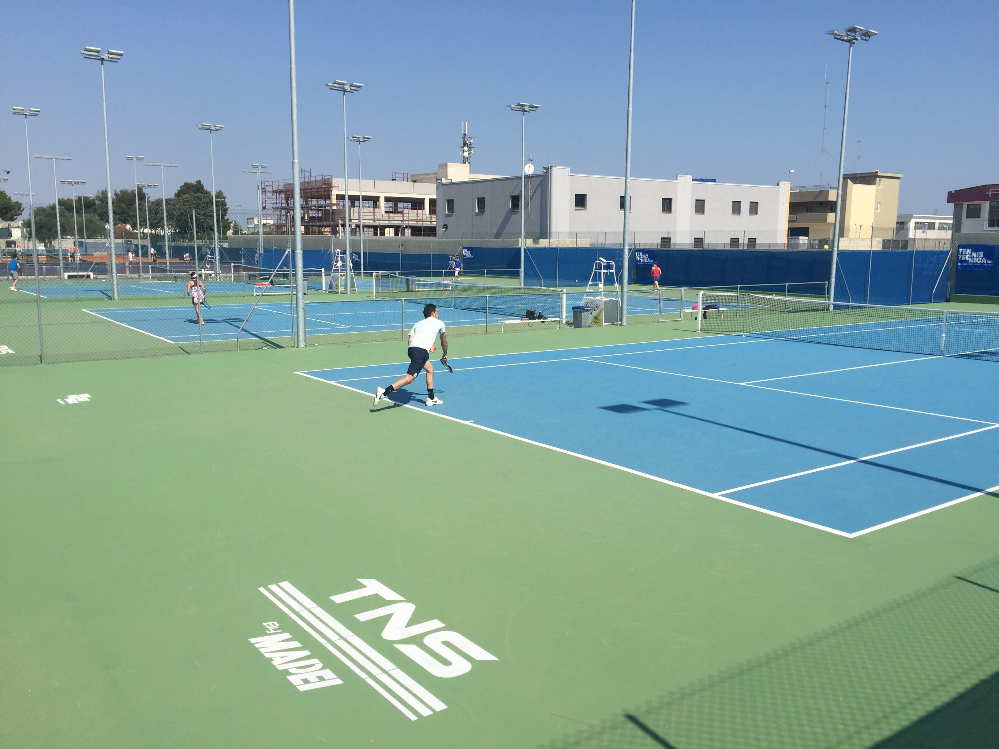 Country Tennis Academy - Bari - Italy