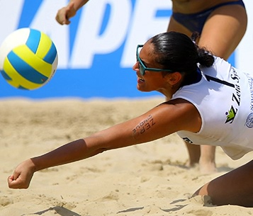 Questa estate Mapei viaggia con Samsung Lega Volley Summer Tour 2017