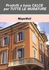 MapeWall: Prodotti a Base Calce per Tutte le Murature